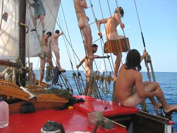 Nudist Vaction Cruises